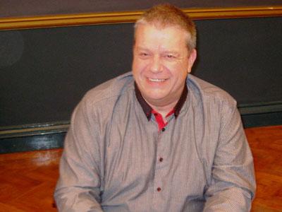 Chris Wildman Picture